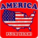 America Fuck Yeah! T-Shirt