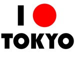 I Love Tokyo T-Shirt