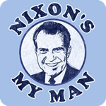 Nixon's My Man T-Shirt