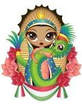 Guadalupe n' Quetzalcoatl