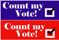 Count my Vote