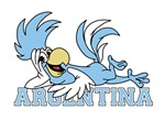 World Cup Soccer 2014 Parrot Argentina