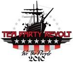 Tea Party Revolt 2010