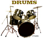 THE DRUM BATTLE™: Drums, Trumpet,