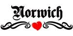 Norwich tattoo