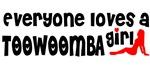 Everybody loves a Toowoomba girl