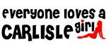 Everyone loves a Carlisle girl