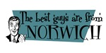 Best guys are from  Norwich