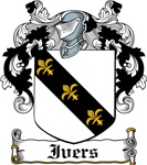 Ivers Coat of Arms, Family Crest