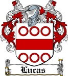 Lucas Coat of Arms, Family Crest