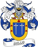Bello Coat of Arms, Family Crest