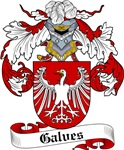 Galves Coat of Arms, Family Crest