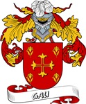 Gau Coat of Arms, Family Crest