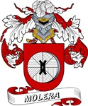 Molera Coat of Arms, Family Crest