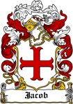 Jacob Coat of Arms, Family Crest