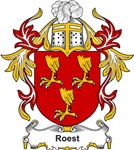 Roest Coat of Arms, Family Crest