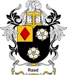 Raad Coat of Arms, Family Crest