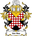 Van Nes Coat of Arms, Family Crest