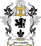 Van Leyden Coat of Arms