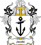 Jacobi Coat of Arms, Family Crest