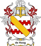 de Hoog Coat of Arms