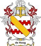 de Hoog Coat of Arms