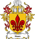 Hoen Coat of Arms, Family Crest