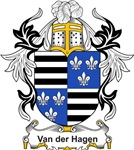 Van der Hagen Coat of Arms