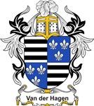 Van der Hagen Coat of Arms