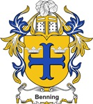 Benning Coat of Arms
