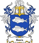 Baers Coat of Arms, Family Crest