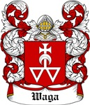 Waga Coat of Arms, Family Crest