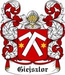 Giejszlor Coat of Arms, Family Crest