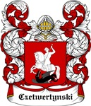 Czetwertynski Coat of Arms, Family Crest