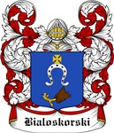Bialoskorski Coat of Arms, Family Crest