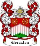 Berszten Coat of Arms, Family Crest