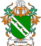Wickham Coat of Arms, Family Crest
