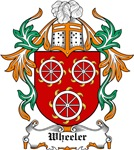 Wheeler Coat of Arms, Family Crest