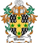 Warner Coat of Arms, Family Crest