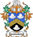 Townshend Coat of Arms, Family Crest
