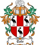 Tate Coat of Arms, Family Crest
