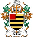 Tallant Coat of Arms, Family Crest