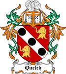 Quelch Coat of Arms, Family Crest