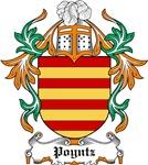 Poyntz Coat of Arms, Family Crest