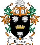 Lyndon Coat of Arms, Family Crest