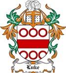 Luke Coat of Arms, Family Crest