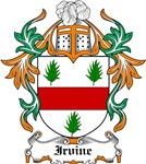 Irvine Coat of Arms, Family Crest