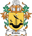 Echlin Coat of Arms, Family Crest