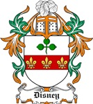 Disney Coat of Arms, Family Crest