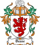 Dease Coat of Arms, Family Crest